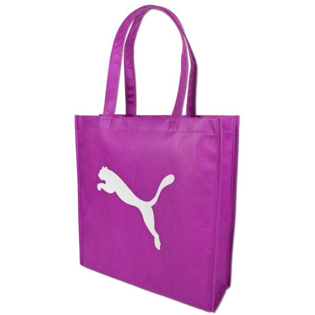 258f93cc16bf PUMA SHOPPER Bag Unisex Shopping Bag Purple - 07321812 for sale ...