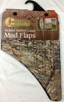 Hatchie Bottom Rubber Mossy Oak DB Camo Universal Truck Mud Flaps Splash Guards