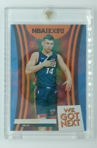 2019-20-Panini-NBA-Hoops-We-Got-Next-Holo-Tyler-Herro-Rookie-RC-8-Insert