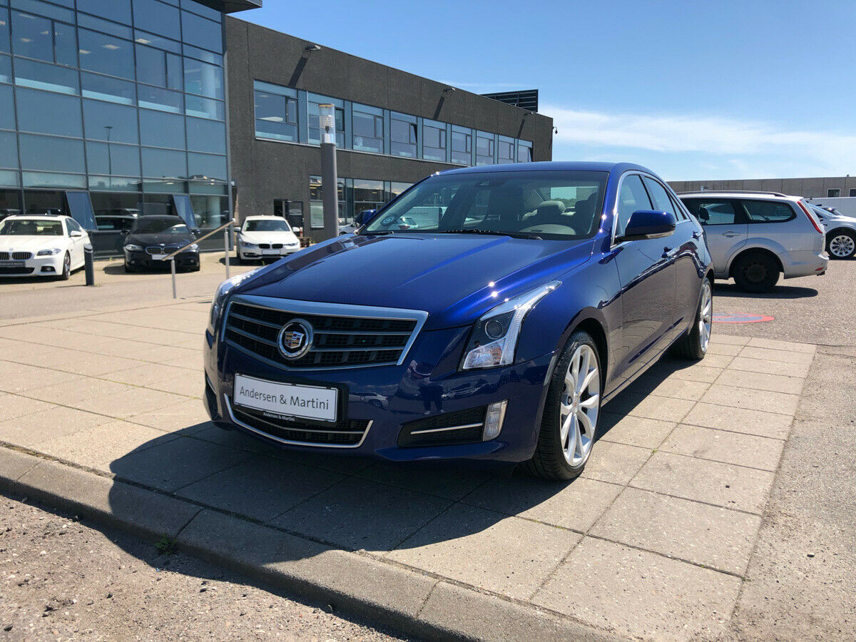 Cadillac ATS 2,0 T Performance aut. 4d