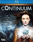 Continuum Season One 0025192181382 With Erik Knudsen Blu-ray Region a