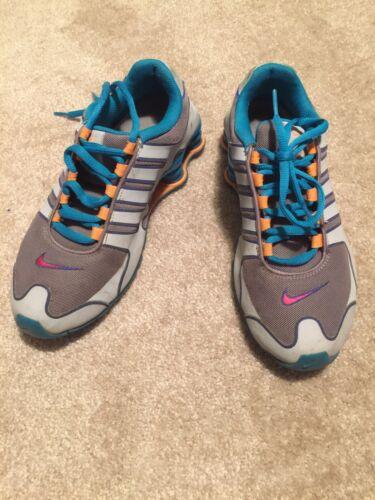 Nike Shox Navina Rainbow Women's Running Athletic