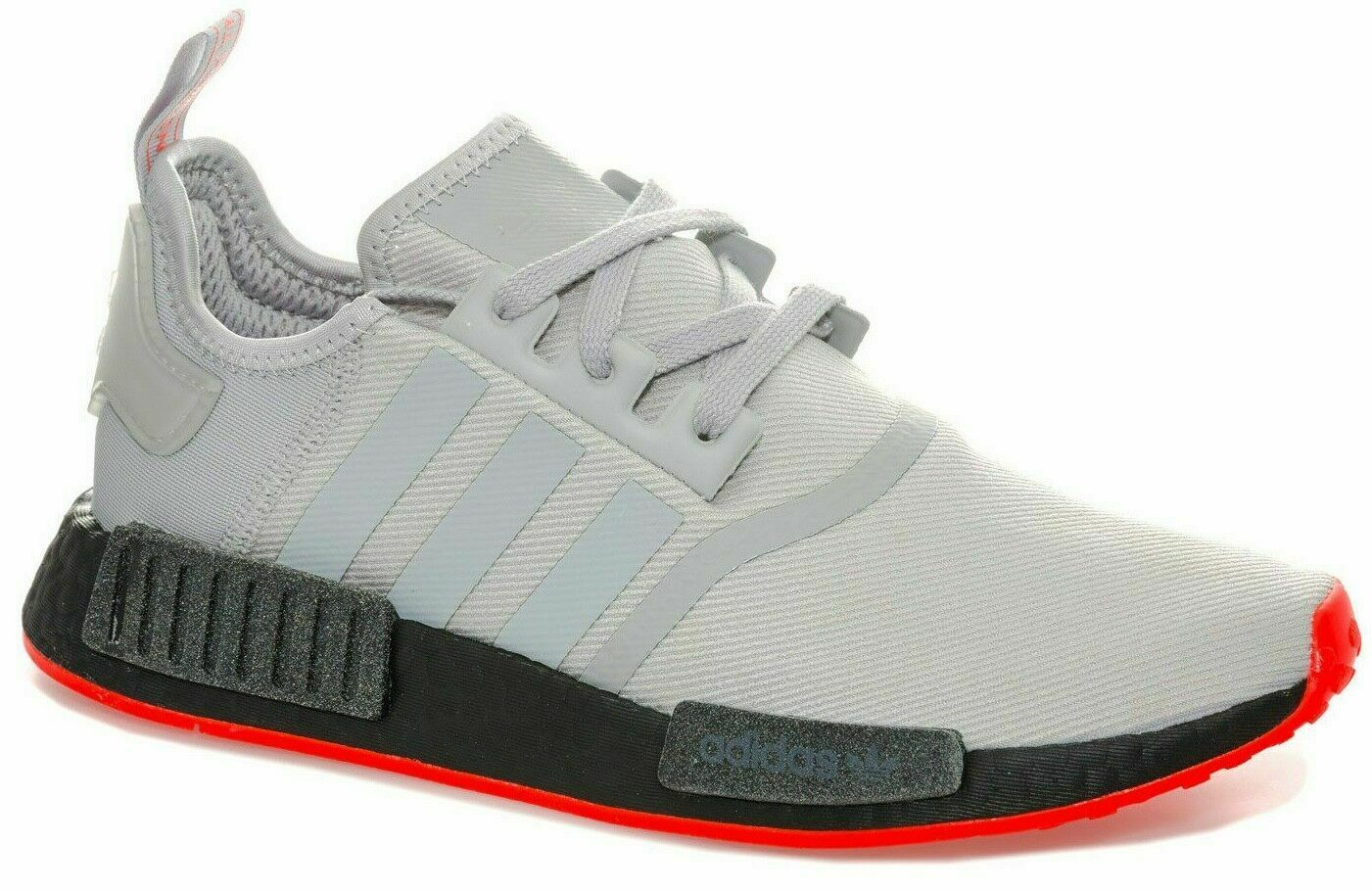 adidas Originals NMD_R1 GREY BLACK Boost Casual Trainers Size UK 6.5 11.5