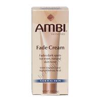 Ambi Skincare Fade Cream Fades Dark Spots (normal Or Oily)
