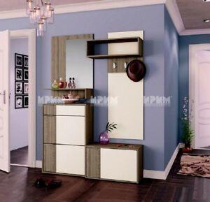 Mobile Con Appendiabiti.Mobile Ingresso Moderno Con Appendiabiti E Specchio Modello