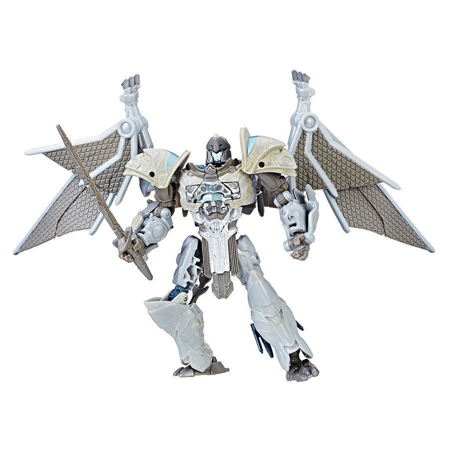 Hasbro Transformers 5 _ Deluxe Steel Vain _ Action Figures