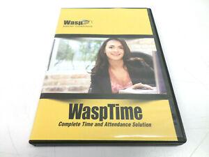 Wasp-Wasptime-v7-Profesional-Software-100-Licencias-Tiempo-Y-Asistencia-Solucion