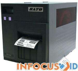 Refurbished-Sato-CL412-305-DPI-Thermal-Transfer-Printer-With-Software-amp-Support