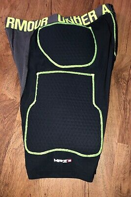 Under Armour MPZ 2 1221715 Men/'s Heat Gear Padded Compression Basketball Shorts