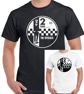 2-Tone-Records-The-Specials-Mens-Retro-Music-T-Shirt-SKA-Northern-Soul-Reggae