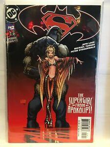 Superman-Batman-12-NM-1st-Print-DC-Comics