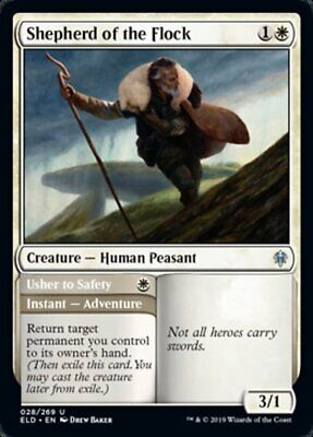 Throne of Eldraine Uncommon magicman-europe* *MtG Drown in the Loch