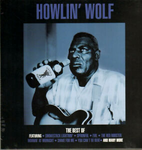 Howlin-039-Wolf-BEST-OF-16-Essential-Blues-Songs-140g-COLLECTION-New-Vinyl-LP