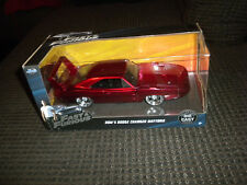 2015 Jada Fast & Furious Target 1969 Dodge Charger Daytona Red 1 24