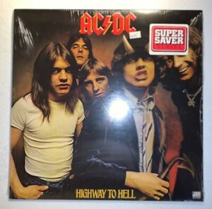 BRAND NEW AC/DC Highway To Hell 1979 Vinyl LP Atlantic SD ...