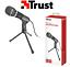 Indexbild 1 - Trust 21671 Starzz Microfono ad alte prestazioni e treppiedi alta qualità audio