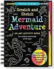 Scratch & Sketch Mermaid Adventure by Martha Day Zschock (Spiral bound, 2013)