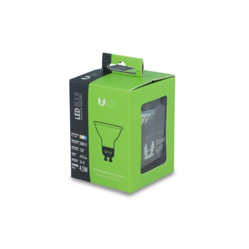 GU10 LED 4,5W Spot Strahler Einbaustrahler Einbauleuchtet Kaltweiß Warmweiß