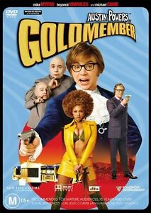 Austin-Powers-Goldmember-DVD-2006-Mike-Myers-FREE-POST