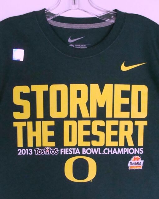 Oregon Ducks 2013 Tostitos Fiesta Bowl Champions Mens T-Shirt Football NCAA Nike