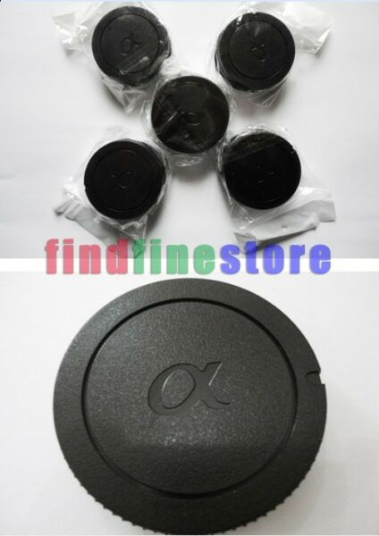 5pcs Body Cap Cover Protector For Sony Alpha Minolta Ma Camera Wholesale Lots 5x