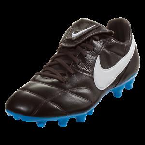 Nike Premier II FG Men s Soccer Cleats Velvet Brown White Blue ... 83f8a08f0ad4