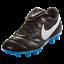 Nike-Premier-II-FG-Mens-Soccer-Cleats-Velvet-Brown-White-Blue-Leather-917803-214 thumbnail 1