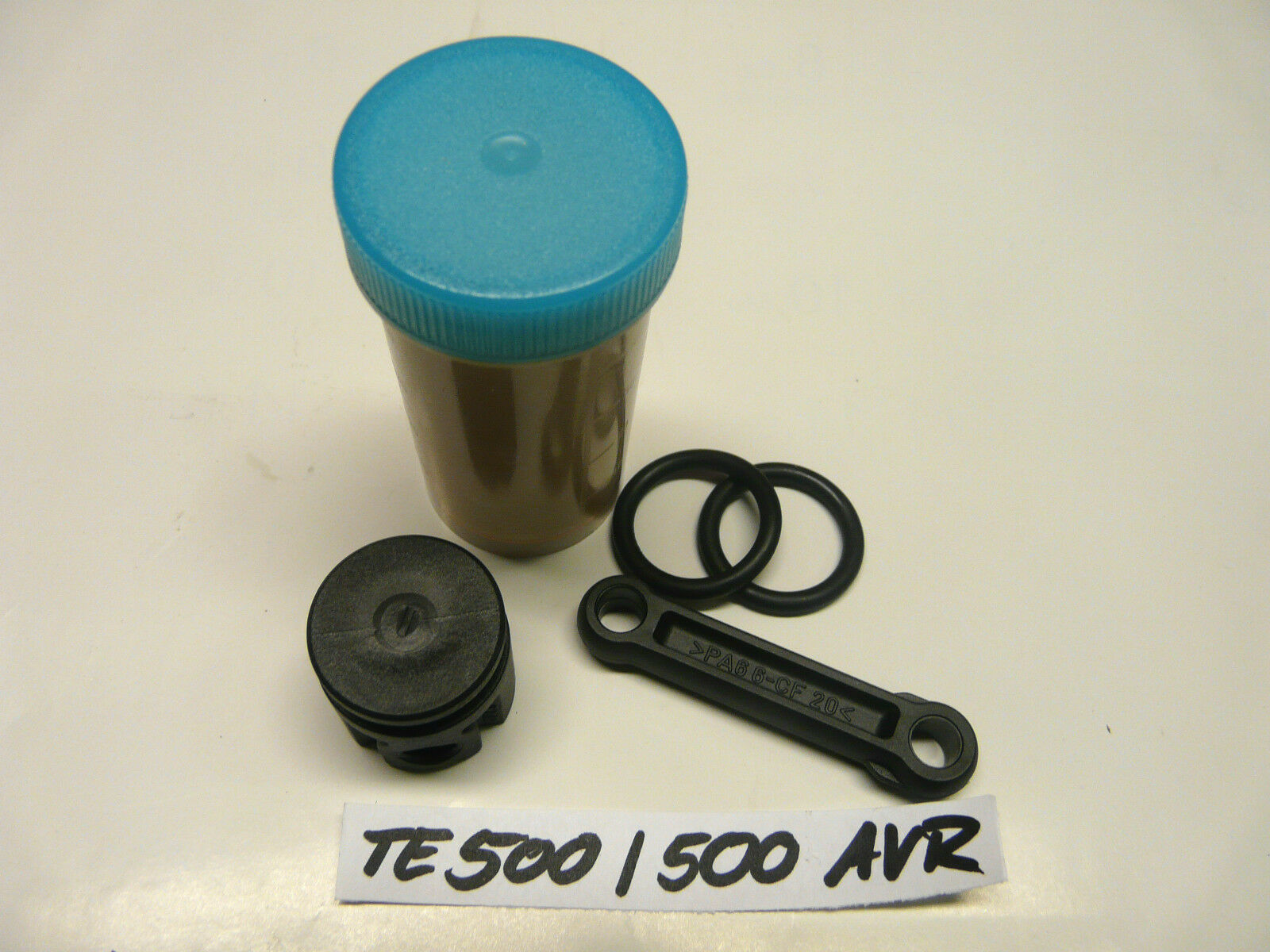 Hilti TE 500, TE 500 AVR Pleuel + Erregerkolben + O-Ring für Schlagwerk + Öl