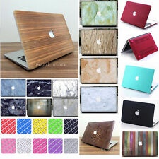2in1 Matte Hard Case Cover + Keyboard Skin For Macbook Air 13 A1466 A1932 A2179