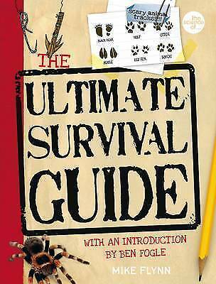"""""""AS NEW"""" The Science of Survival: The Ultimate Survival Guide, Flynn, MIKE, Book"""