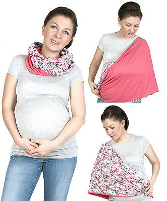 2 In 1 Breastfeeding Cover Nursing Shawl Scarf Nursing Cover Sling Herausragende Eigenschaften
