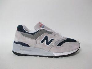 new balance 997 gris