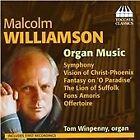 Malcolm Williamson - : Organ Music (2014)
