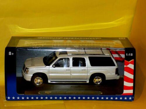 Cadillac Escalade ESV  2003  RICKO 32129 1:18