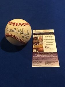 2e649ad5c Image is loading Brooks-Robinson-Signed-Official-American-League-Baseball-w-
