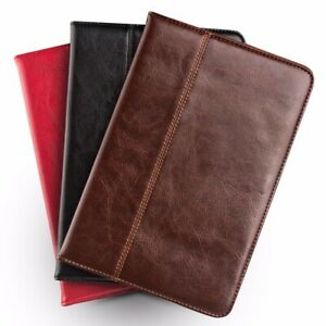 For-iPad-Mini-1-2-3-Flip-Leather-Wallet-Card-Slot-soft-leather-360-Case
