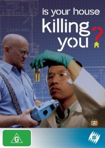 1 of 1 - Is Your House Killing You? (DVD, 2008, 2-Disc Set)  New - Region 4