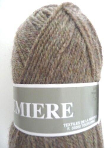 10 pelotes laine très douce / fabriquée en France