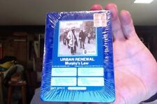 Urban Renewal- Murphy's Law- new/sealed 8 Track tape- rare?