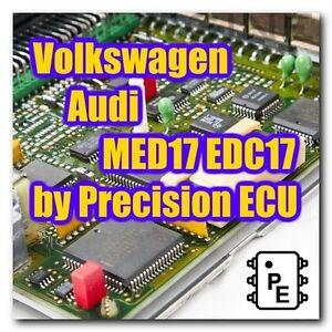 Details about VAG Audi VW Volkswagen Seat Skoda MED17 EDC17 ECU ECM Engine  Computer Cloning