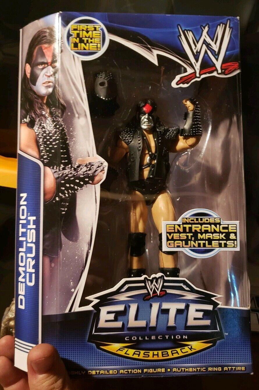 WWE ELITE collezione Series 28_DEMOLITION CRUSH 7  cifra_primero Time in the Line
