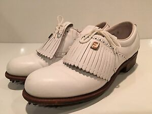 Classics-by-Footjoy-Womens-Vintage-Golf-Shoes-Size-8-B