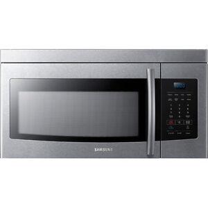 Samsung-1-6-Cu-Ft-1000-Watt-Over-the-Range-Microwave-w-10-Power-Levels