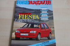 152329) Ford Maverick - Fiesta Modelljahr 1994 - Ford Magazin 01/1994