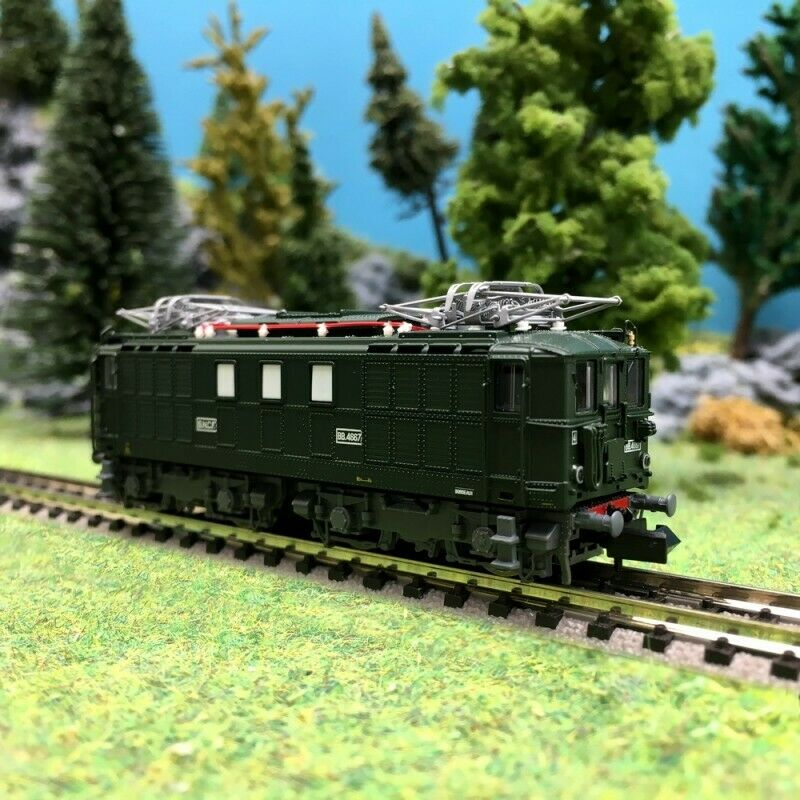 Locomotive BB4667 Bordeaux SNCF-N 1 160-HOBBY66 10014