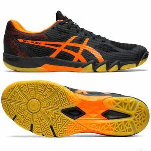 Asics Gel-Blade 7 Mens Indoor Court Shoes Badminton Squash Shoes ...