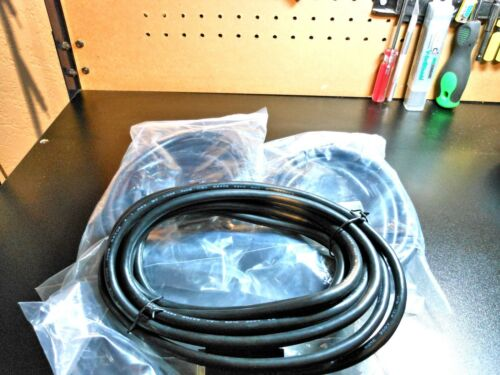 Gecko G540 Pro Motor Cables Set Of 3 13ft.20awg Shielded 300v 80c Rated
