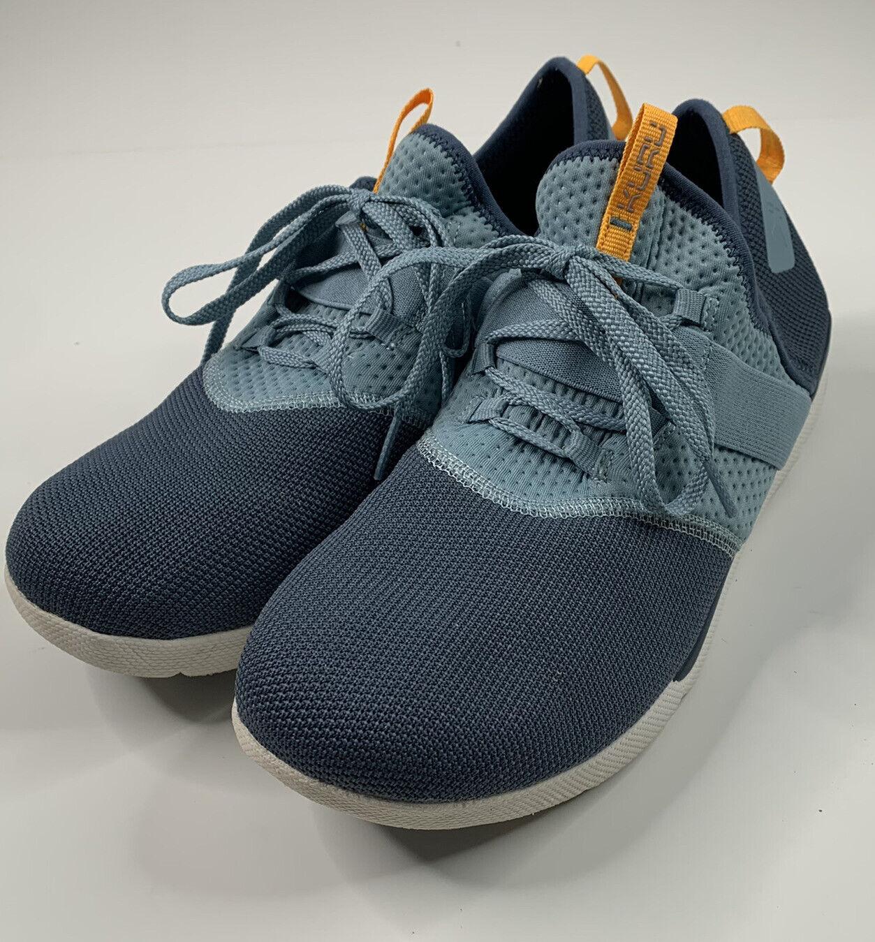 Kuru Pivot Femme Taille 10.5 m bleu Chaussures de tennis baskets neuf sans boîte M8