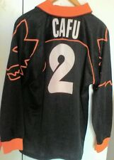 As Roma 1999-2000 Cafu maglia calcio football shirt diadora trikot camiseta rare