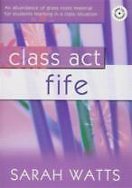 Hardwerkend Class Act Fife Watts Pupils Book/cd*